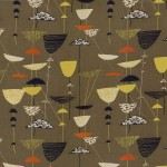 Olive Caylx fabric sample