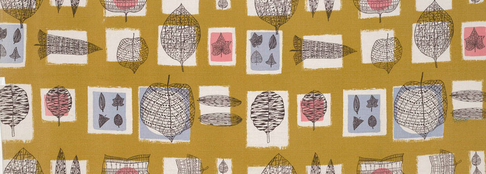 Lucienne Day - Fall pattern